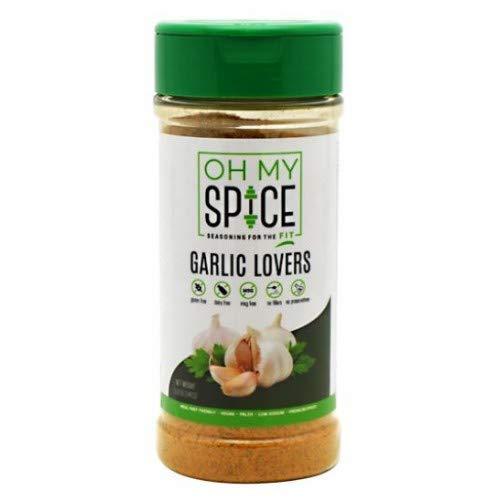 Garlic Lovers Low Sodium Keto Seasoning - Perfect for Anyone Looking for Keto-Friendly, Vegan, and Gluten-Free Seasoning for Their - Free Gluten Seasonings