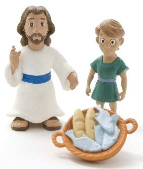 Jesus Feeds the 5000 Action Figure
