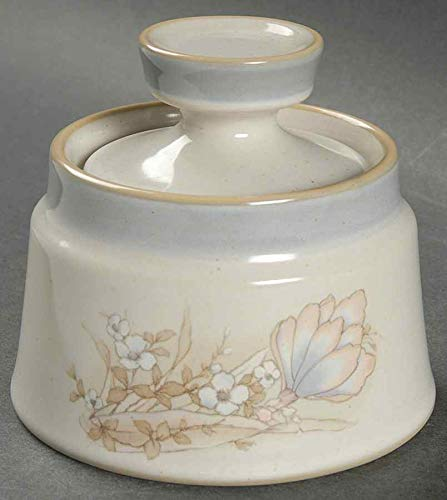 NORITAKE Autumn Day Sugar Bowl with Lid ~ Discontinued 1982-1987 ~ Very Hard to Find