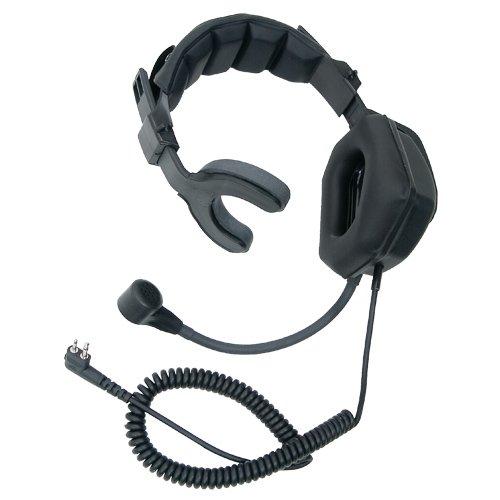(Axcess Technology Motorola Single Muff Headset)