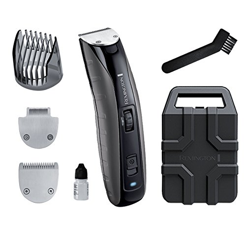 Remington MB4850 Virtually Indestructible Beard Trimmer Kit, Beard Kit, Beard Trimmer