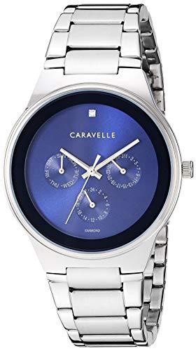 (Caravelle by Bulova Dress Watch (Model: 43D107) )