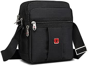 Swissgear Scansmart Messenger 9 Inch Waterproof Cross-body Hand Bag