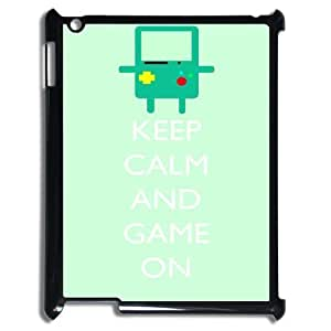 Beemo Adventure Time Personalized Cover Case for Ipad2,3,4,customized phone case ygtg589076 wangjiang maoyi
