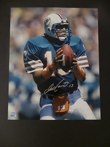 Dan Marino Signed Miami Dolphins Autographed 16x20 - Dan Photograph Signed Marino