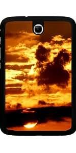 Funda para Samsung Galaxy Note 8 N5100 - La Puesta Del Sol by WonderfulDreamPicture