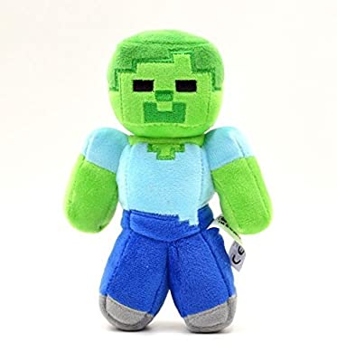 Minecraft Zombie Plush Toy by Plush Toy
