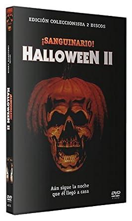 Halloween Ii 1981 | Halloween Ii Sanguinario Dvd Doble Edicion Especial 1981 Halloween