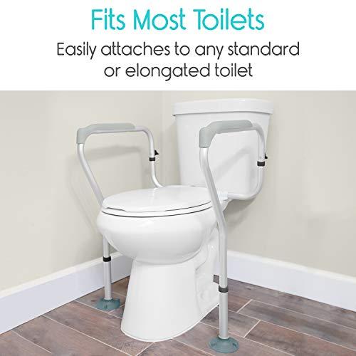 Elderly Bathroom: Bathroom Safety Frame