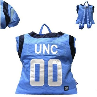 UNC Tarheelsバックパック、財布、Kids Over Night Bag B00SIFHJDU