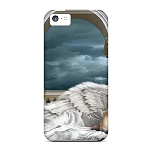 Iphone 5c Case Cover Skin : Premium High Quality Left Out Here Case