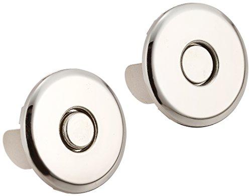 [해외]AOSNAP 자석 단추 양면 흡착 자석 걸이 18mm 니켈 1 개 세트 / Aosnap Magnet button Double-sided suction magnet hook 18mm nickel 1 piece set
