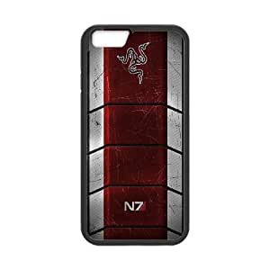 Mass Effect 002 iphone 6s 4.7 Inch Cell Phone Case Black DWRS6513591691587