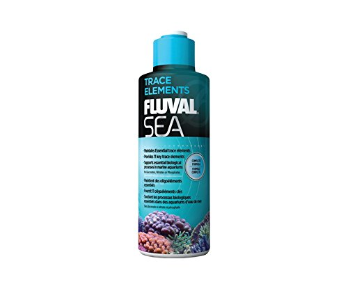 Fluval Sea Trace Elements for Aquarium, 8-Ounce