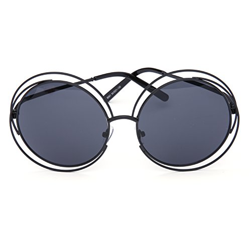GAMT Round Sunglasses for Women With Retro Double Circle - Face Sunglasses Online Your For Choose