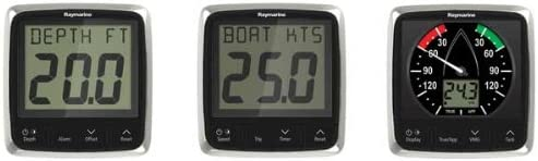 Raymarine i50 i60 Wind, Speed and Depth System Pack Transducer