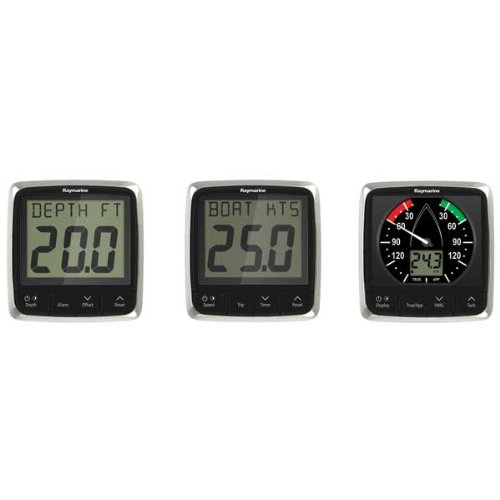 - Raymarine i50/i60 Wind, Speed and Depth System Pack Transducer