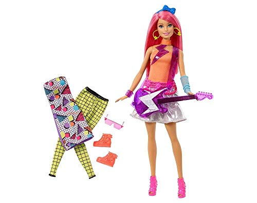 Barbie Band - Barbie and the Rockers Doll and Fashions Giftset
