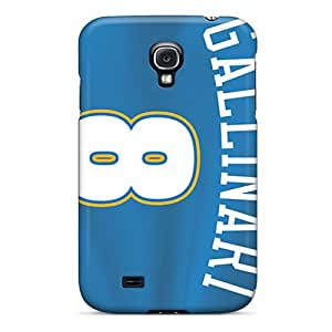 Galaxy S4 Hard Back With Bumper Silicone Gel Tpu Case Cover Denver Nuggets