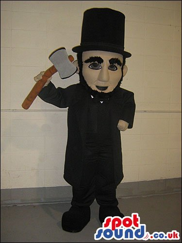 Chimn (Child Chimney Sweep Costume)