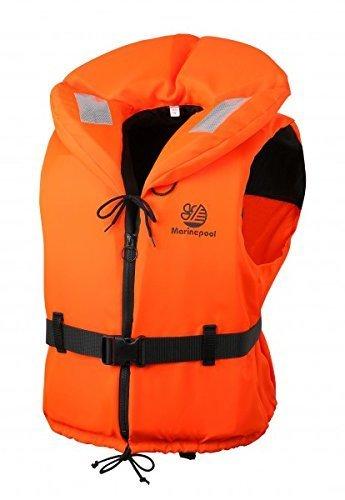 Marinepool 100N Adults 70-90Kg Buoyancy Lifejacket
