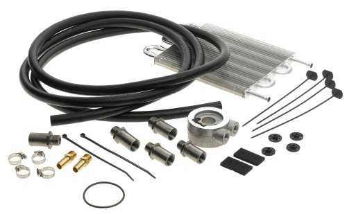 Nissan 1976 F10 Engine (Hayden Automotive 459 Ultra-Cool Engine Oil Cooler Kit)