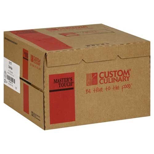 Custom Culinary Masters Touch Chicken Base, 5 Pound -- 4 per case. (Master Subdued)