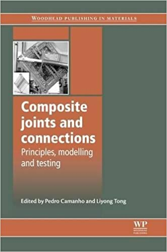 Composite Joints and Connections: Principles, Modelling and Testing (Woodhead Publishing Series in Composites Science and Engineering)