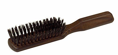 Redecker Wild Boar Bristle Hairbrush with Oiled Thermowood Handle, ()