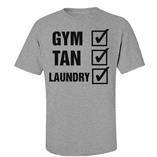 GTL Checklist: Unisex Basic Fruit of the Loom T-Shirt (Jersey Shore Outfits)
