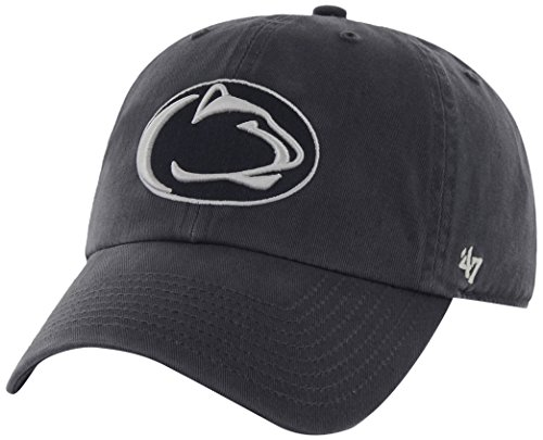 ncaa-penn-state-nittany-lions-47-clean-up-adjustable-hat-navy-one-size