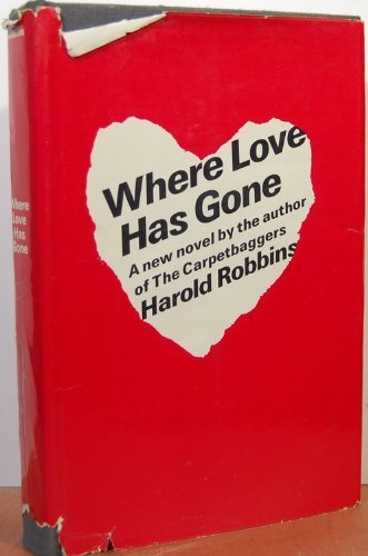 Where Love Has Gone (1962) (Book) written by Harold Robbins