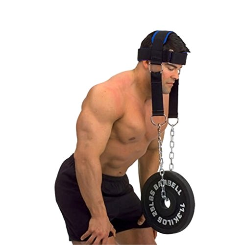 Fenta Neck Head Harness for Neck Strength Training Exercise by