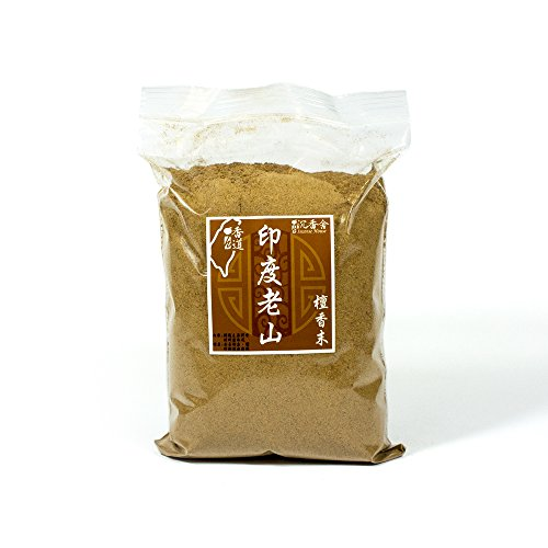 - Indo Lao Shan Sandalwood Incense Powder 300g