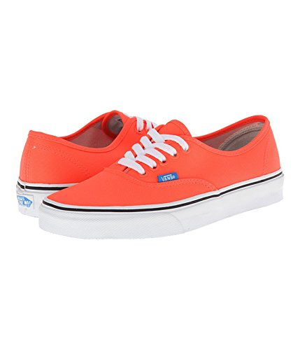 size 40 c847f 1c97f Vans Unisex Authentic (Neon) Coral French Blue Skate Shoe 6 Men US   7.5  Women US - Buy Online in Oman.   Shoes Products in Oman - See Prices, ...