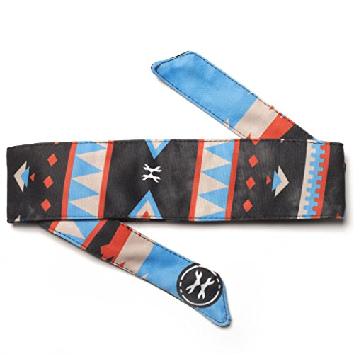 - HK Army Headbands (Tribe Blue)