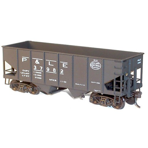 Accurail HO KIT 55-Ton USRA Twin Hopper, P&LE ACU2570