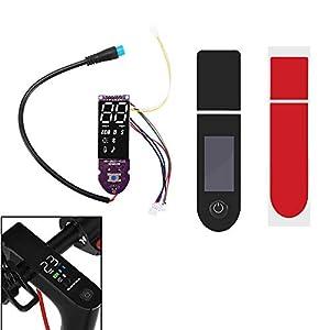 41fmp8lPDfL. SS300 Accessori per cruscotto cruscotto Accessori per cruscotto elettrici Cruscotto cruscotto con Copertura Display per XIAOMI…