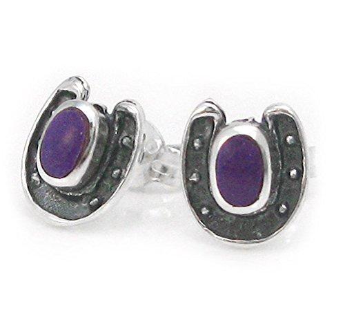 Lucky Agate Earrings - 9