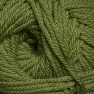h Merino Worsted #10 Dark Moss ()
