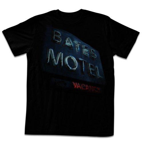 BATES MOTEL - BATES MOTEL - BLACK - M