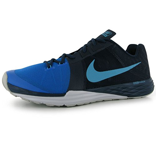 Nike Primo Ferro DF Formazione scarpe da uomo blu/blu/navy Fitness, Ginnastica