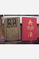 THE ART OF WAR by SUN-TZU ILLUS w/ SLIPCASE CAWTHORNE MILITARY HISTORY (2018 UK) Hardcover