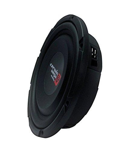 Watt Subwoofer Dual Voice Coil - CERWIN VEGA VPS124D Pro Shallow 600 Watts Max 12-Inch Dual Voice Coil Subwoofer 4 Ohms