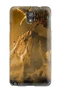 Galaxy Note 3 Case Cover Skin : Premium High Quality Sf Excavator Case