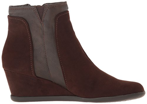 Aerosoles Womens Outfit Boot Bruine Stof