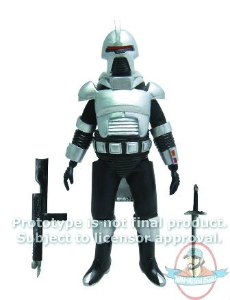 Battlestar Galactica Cylon Mego (style) Action Figure, used for sale  Delivered anywhere in USA