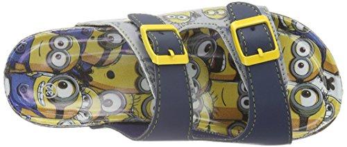 Minions Boys Kids Bio Sandals and Mules - Sandalias Niños Multicolor - Mehrfarbig (Lnav/Mgry 204)