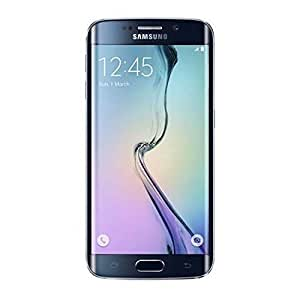 Samsung Galaxy S6 Edge 64GB SM-G925R Unlocked GSM & CDMA 4G Android Smartphone - Black Sapphire (Certified Refurbished)