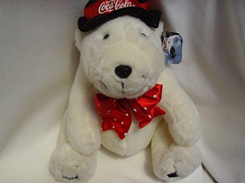 (Coca Cola Polar Bear Plush Toy Large 14